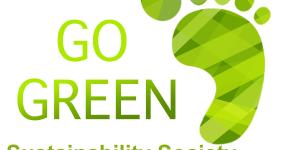 Go green sustainability society