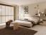 Traditional Master Bedroom Design 2012 Wooden Furniture Brown Carpet