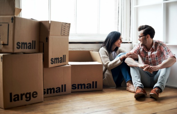 Tips for arranging a home move before completion