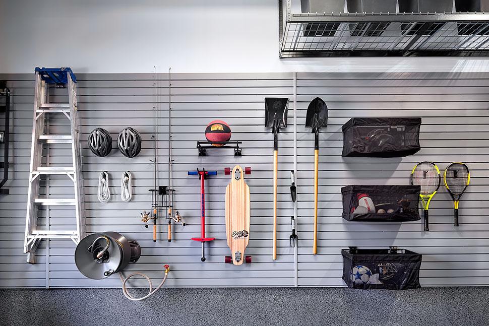 3 Genius Garage Improvement Ideas
