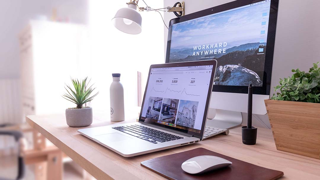 4 Steps to Create a Productive Home Office
