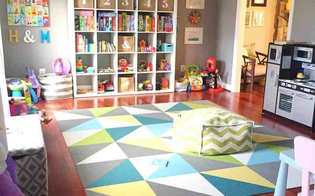 6 New Rules for Decluttering a Kid's Room