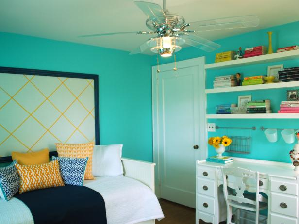 Paint your room and create the illusion of a larger room – Some tips and tricks