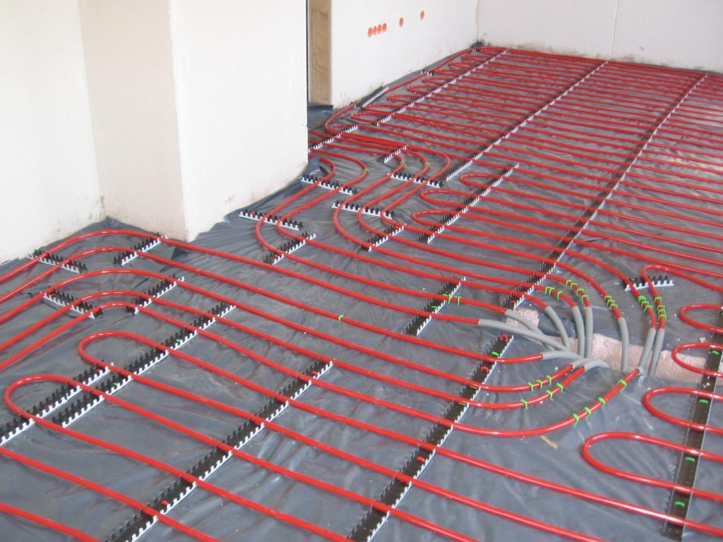 The Benefits of Underfloor Heating