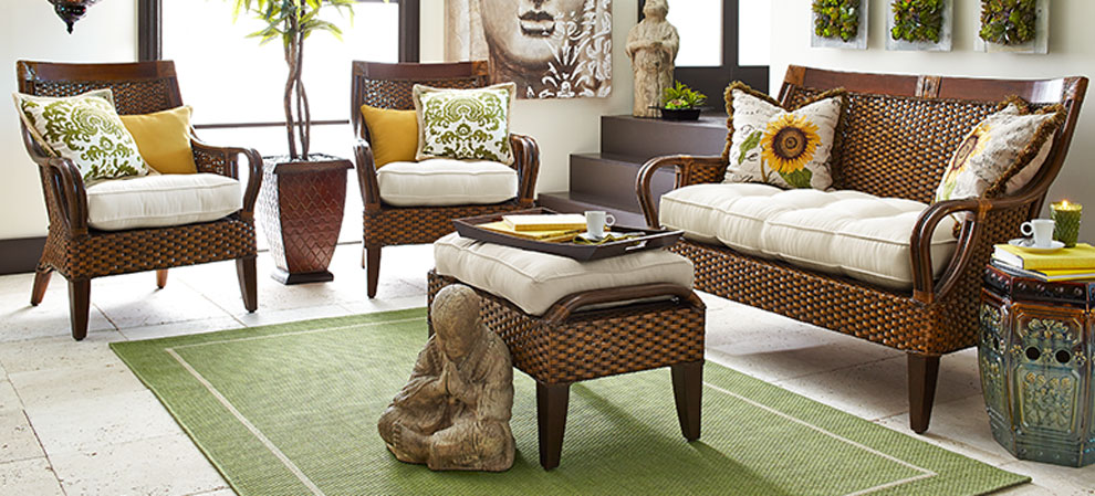Easy For Refinishing Wicker Furniture Low Impact Living