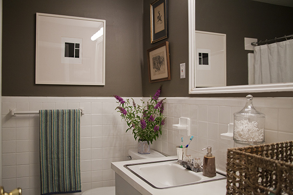 Give Your Bathroom a Makeover That Won't Cost the Earth