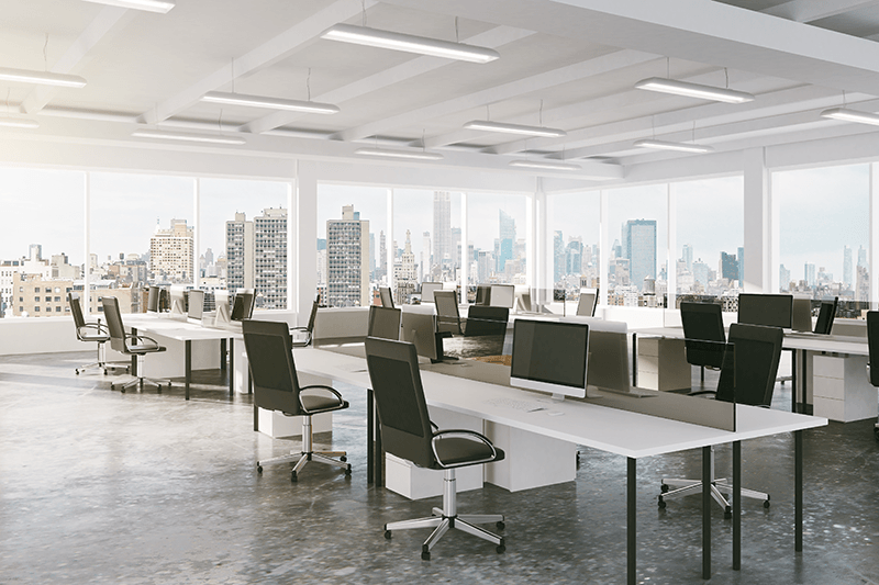 5 interior design tips to invigorate your office workspace