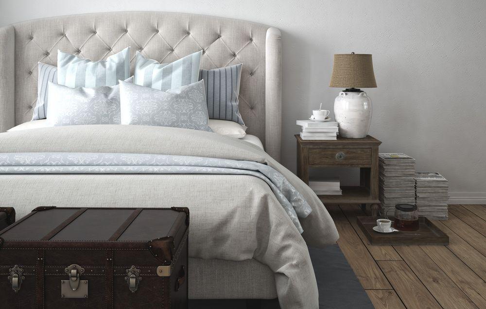 Making your bedroom feel cozier