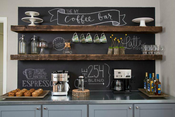 4 Things Every Home Coffee Bar Needs