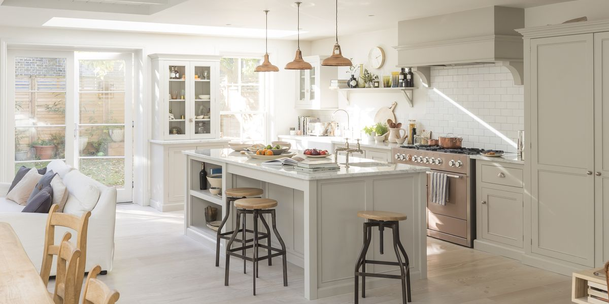 Tips to Pick The Right Material For Your Kitchen Cabinets